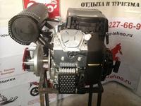 Двигатель для снегохода Буран 680 куб/см двухцилиндровый 4-х тактный мощностью 32 л.с. с электростартом
