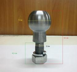 Как сделать шар фаркопа 868