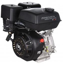 Двигатель бензиновый Zongshen 190FV 15 л.с. Конус 3:16 L=106 Для генераторов