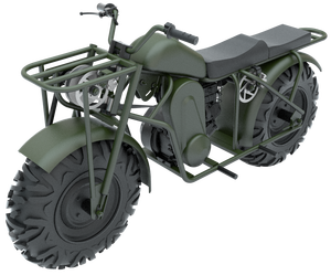 Baltmotors ATV