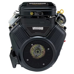 Двигатель Briggs Stratton V-Twin Vanguard 896 31 л.с. D=28.575 мм L= 101.6 мм 20A с электростартером
