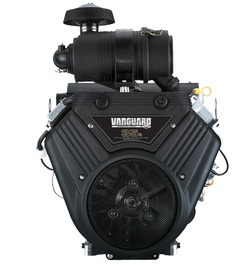 Двигатель Briggs Stratton V-Twin Vanguard 993 35 л.с. D=28.575 мм L= 114.3 мм 20A с электростартером