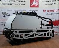 БТС Стандарт 500/15 3А (1450мм) мотобуксировщик с гусеницей 500мм, вариатором Сафари и двигателем 15 л.с., электростартер
