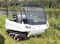 Пелец Круизер 640 New гусеничный плавающий 4-местный болотоход с новым бензиновым двигателем 640 куб/см