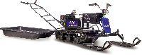 Буксировщик Ladoga 9 автомат с лыжным модулем