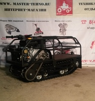 Мотобуксировщик Barboss Compact R7ES с двигателем Rato 7 л.с. и электростартером
