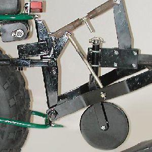 Культиватор для квадроцикла своими руками