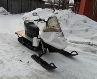 Снегоход Пелец Пилигрим 150