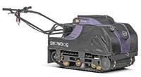 Snowdog Compact R9МE-WR New мотобуксировщик с двигателем Rato 9 л.с., вариатором Baltmotors, электростартер (модель 2017 года)