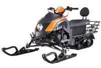 Снегоход SNOWMAX TTXD200-B - разборный трансформер