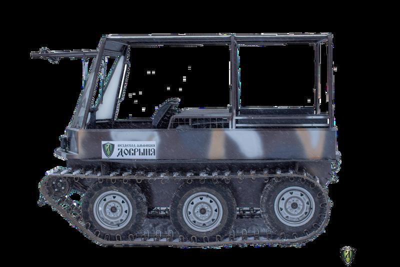 Отзывы о вездеходе добрыня транспортер транспортеры сельхоз