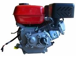 Двигатель бензиновый Zongshen 168FB-6 6.5 л.с. D=20 мм L=62 мм Редуктор 1/2 без автомат. сцепления Для строительной техники