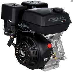 Двигатель бензиновый Zongshen 177F 9.0 л.с. D25,4 L=76 мм Внешняя резьба M20×1.5 для мотопомп