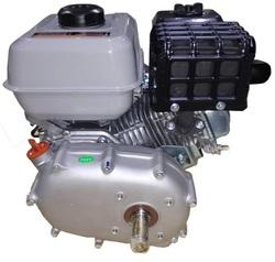 Двигатель бензиновый Zongshen GB 225-4 7.5 л.с. D=22 мм L= 50 Катушка освещения 12В108Вт Выпрямитель Автоматическое сцепление Понижающий редуктор 1/2