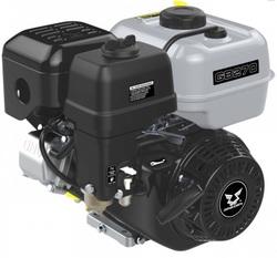 Двигатель бензиновый Zongshen GB 270 9 л.с. D=25,4 мм L= 80 мм Для мотокультиваторов, мотоблоков, АВД, мотопомп, садового и строительного оборудования