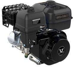 Двигатель бензиновый Zongshen GB 420 D=25,4 мм L= 80 мм Для мотокультиваторов, мотоблоков, АВД, мотопомп, садового и строительного оборудования