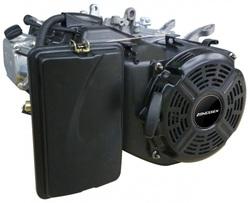 Двигатель бензиновый Zongshen GB 620E D=25 мм L= 63 мм Электр. / ручной стартер Катушка 12В180Вт, выпрямитель Для минитракторов, строительной техники, самоходной техники, вездеходов
