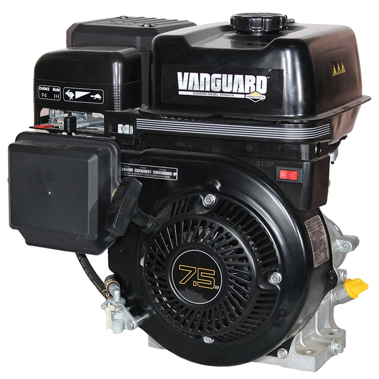 Двигатель Briggs Stratton Vanguard 138432 7,5 л.с. Made in Japan