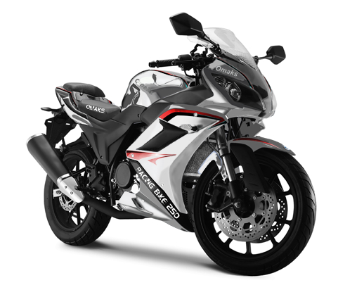 Мотоцикл Omaks Motrac R11 JJ250