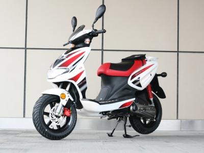 Технические характеристики скутера Omaks 50B-08