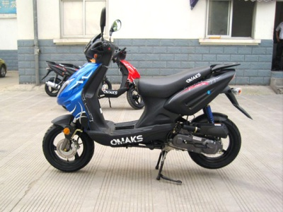 Скутер Omaks B09 50сс