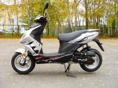 Технические характеристики скутера Omaks 50 F-3